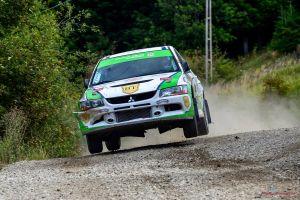 CNR Bacau Rally 2013