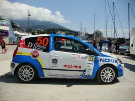 IRC Yalta Rally 2011