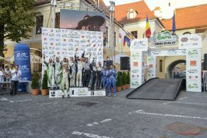 ERC Sibiu Rally 2013
