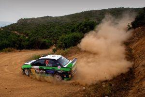 WRC Sardinia 2015