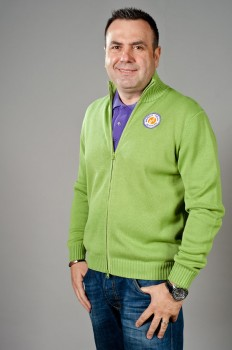 pulovere verde bbc ZL nra