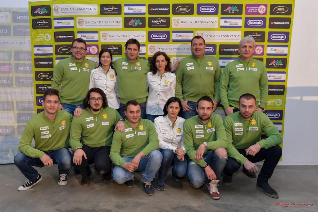 Napoca Rally Academy 2016