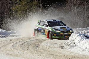 Covasna Winter Rally 2015