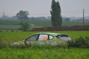 ERC Ypres Rally 2013