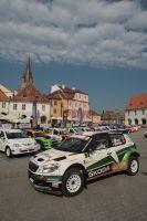 IRC Sibiu Rally 2012