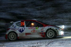 IRC Monte Carlo Rally 2011
