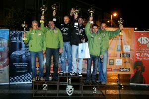 CNR Targu Mures Rally 2011