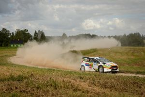 Rally Estonia ERC 2014