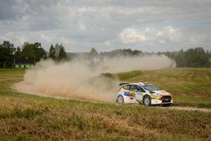 Rally Estonia ERC 2014