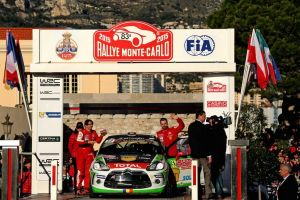 Rallye Monte-Carlo WRC 2015