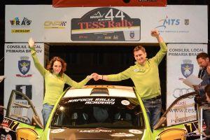Tess Rally Brasov 2015