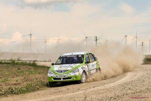 CNR Tulcea Rally 2013