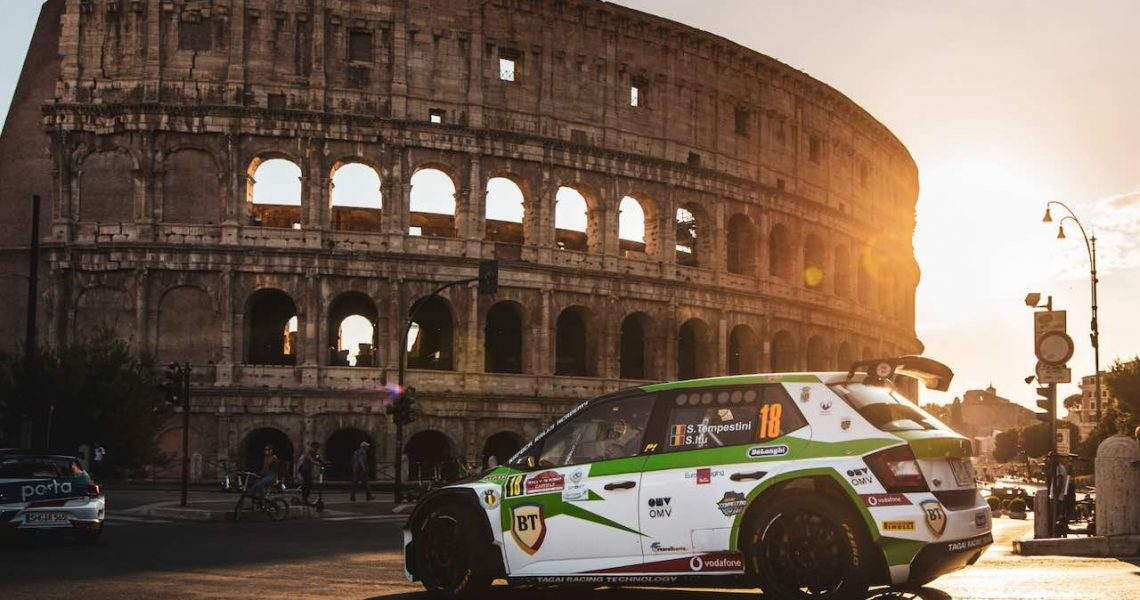 Rally di Roma 2020 Simone Tempestini2