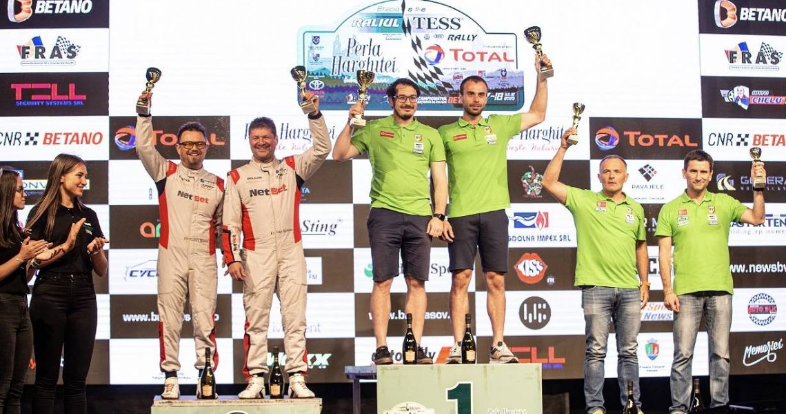 podium final general raliul Harghitei 2020